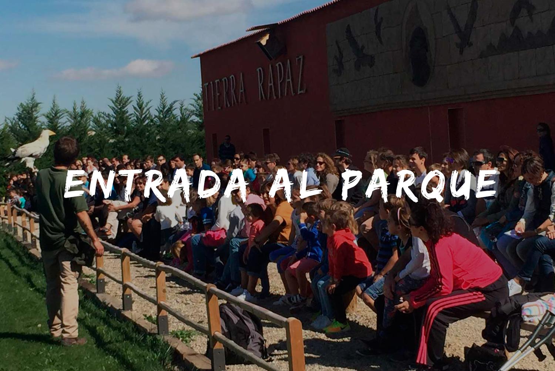 ENTRADA PARQUE TIERRA RAPAZ