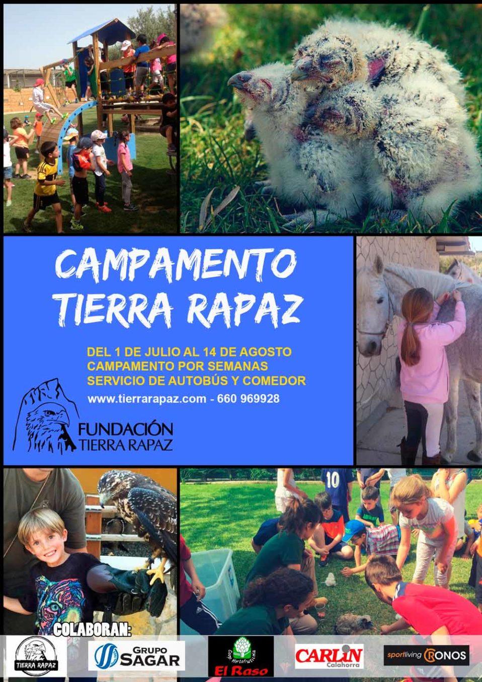 CAMPAMENTO-TIERRA-RAPAZ-2019 PATROCINADORES
