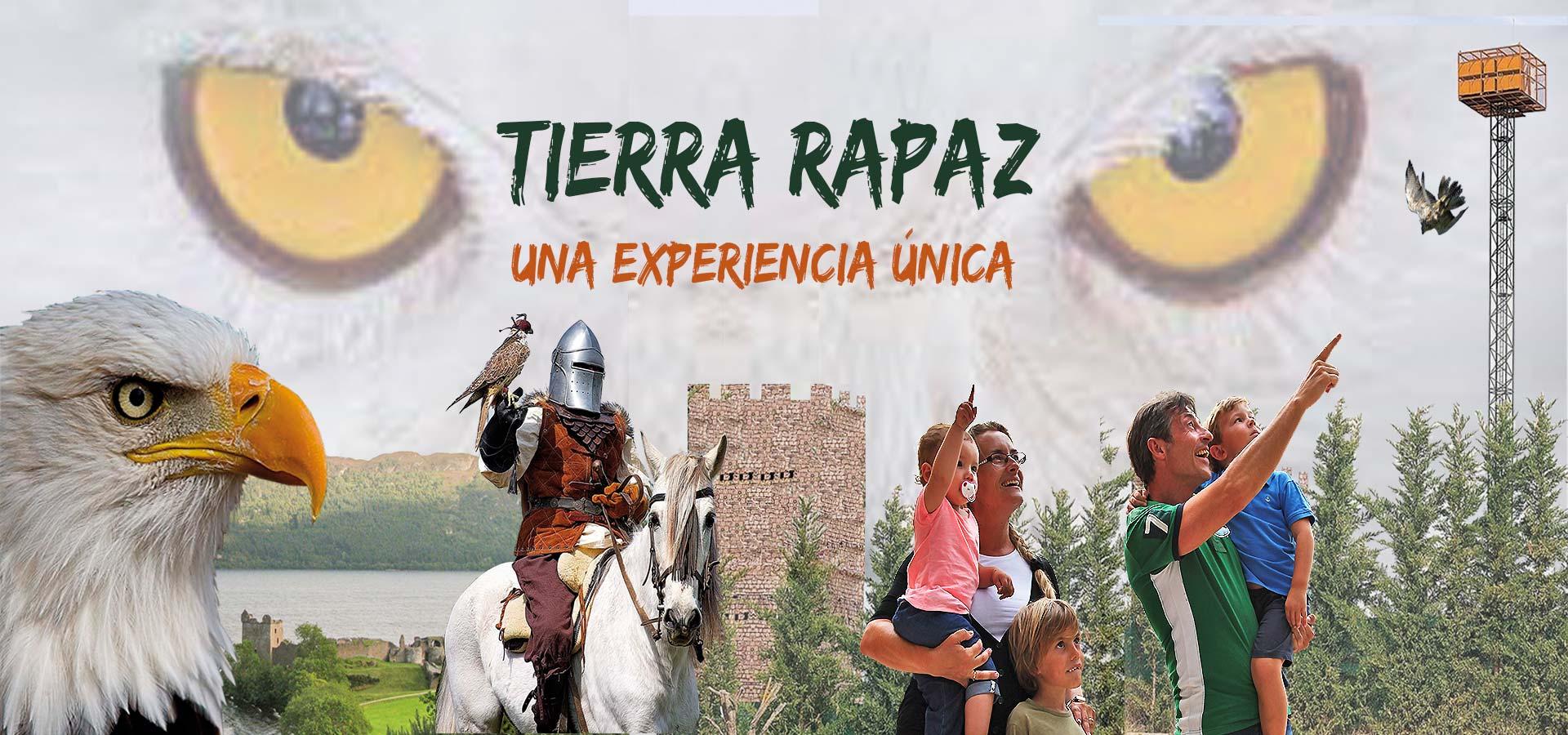 TIERRA RAPAZ UNA EXPERIENCIA INOLVIADABLE