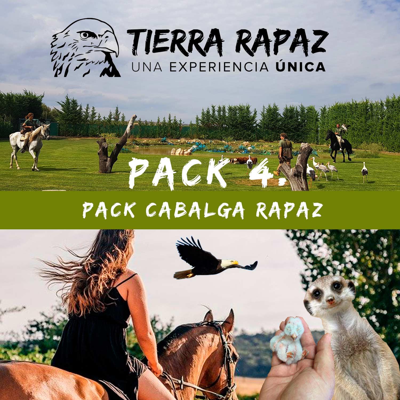 Pack Cabalga Rapaz