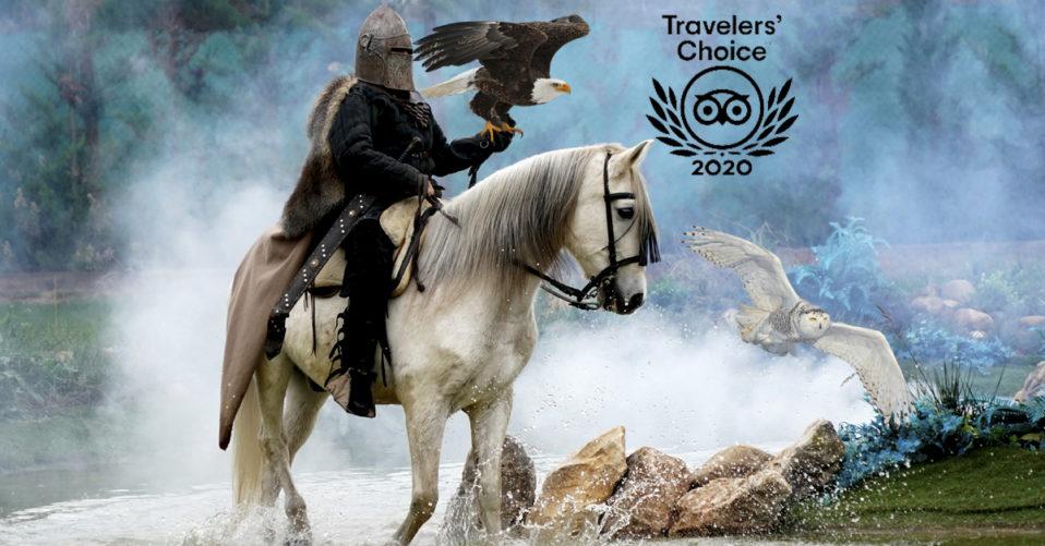 Tierra Rapaz galardonado con el premio Travelers 'Choice 2020