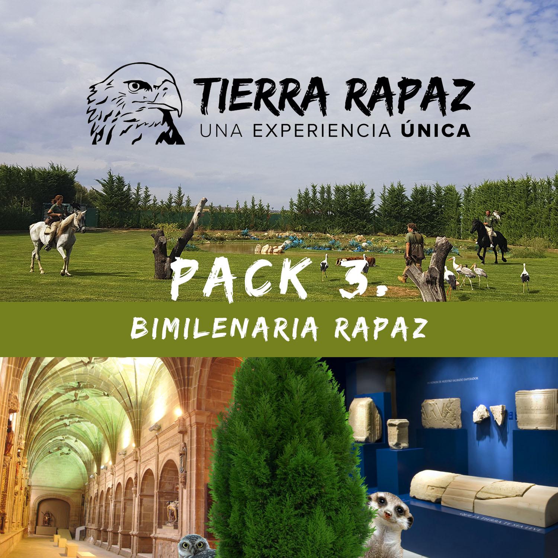 Pack Bimilenaria Rapaz