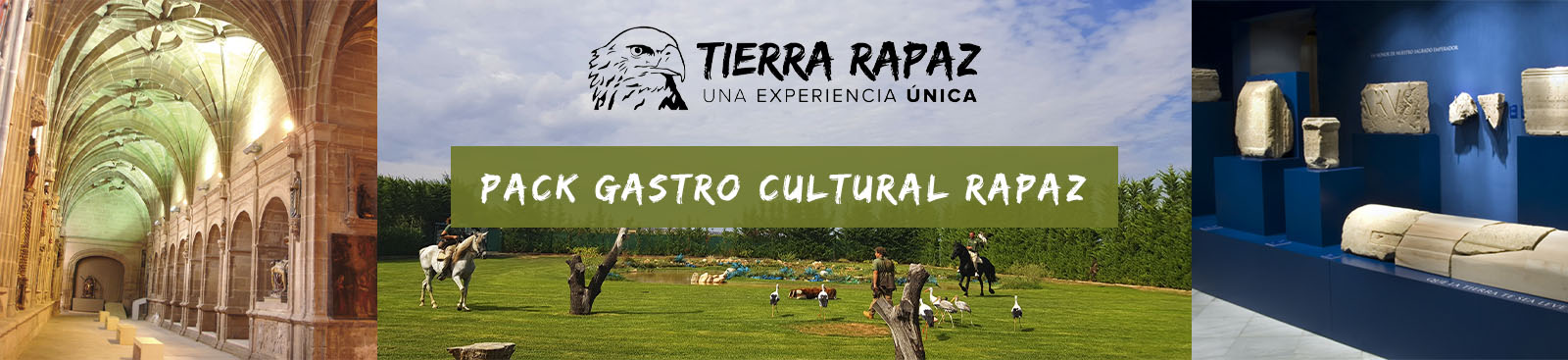 Pack Gastro Cultural Rapaz